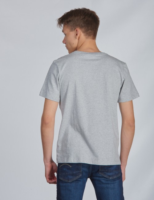 Calvin Klein barnkläder - CHEST LOGO REGULAR TOP