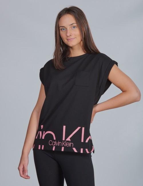 Calvin Klein barnkläder - SLOUCHY TOP