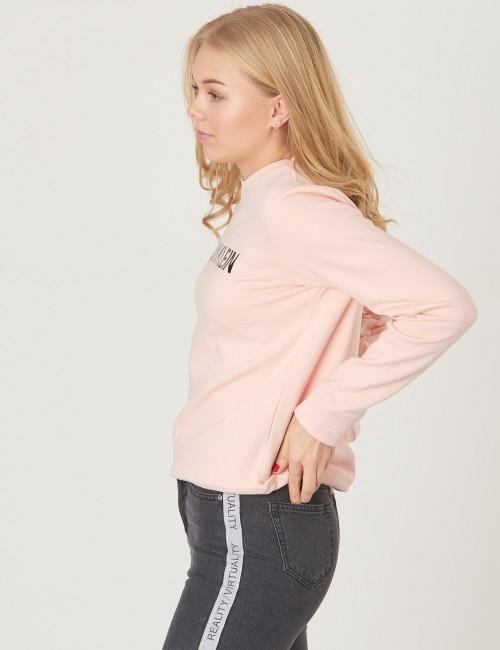Calvin Klein - LOGO BRUSHED CREW