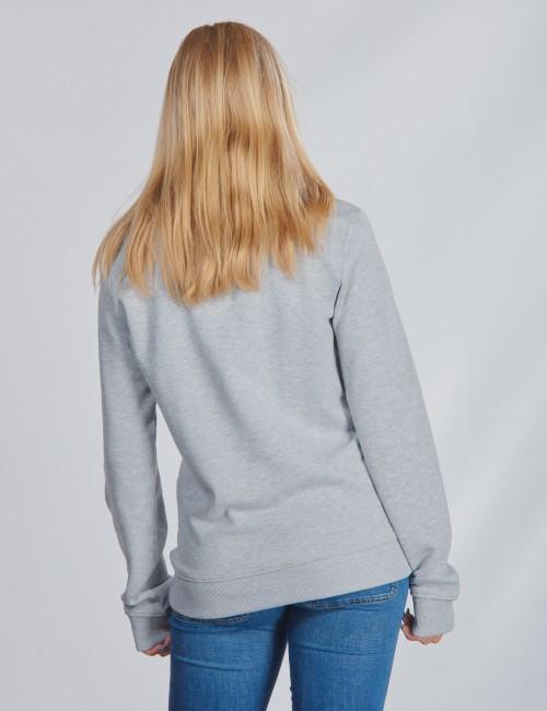 Calvin Klein barnkläder - TRIPLE LOGO SWEATSHIRT