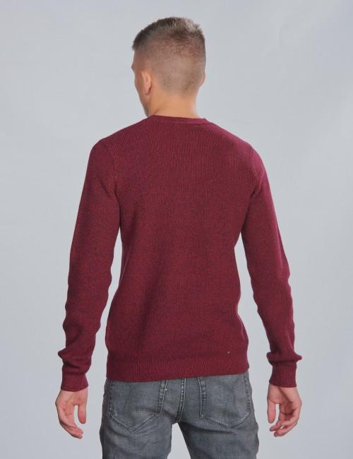 Calvin Klein barnkläder - OCO MIXED YARN SWEATER
