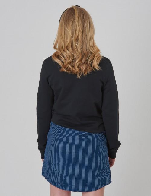 Calvin Klein barnkläder - MONOGRAM TERRY SWEATSHIRT Girl