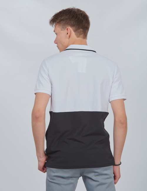 Calvin Klein barnkläder - PIQUE CALVIN CHEST REGULAR POLO