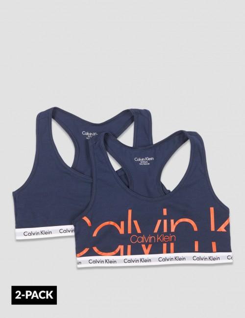 Calvin Klein barnkläder - 2PK BRALETTE