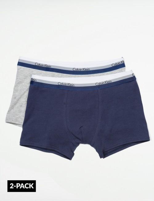 Calvin Klein - 2PK TRUNKS