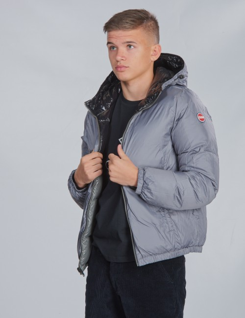 Colmar barnkläder - ULTRA-GLOSSY COLOURBLOCK DOWN JACKET