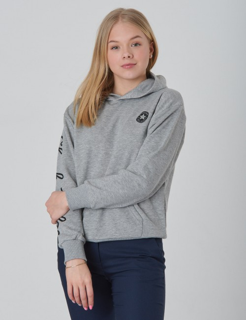 Converse - Relaxed Chuck Taylor FT Pullover Hoodie