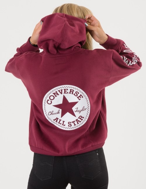 Converse - Chuck Taylor Graphic Oversize Pullover