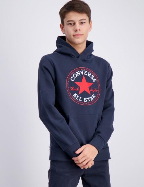 Converse - Fleece Chuck Patch Hoodie