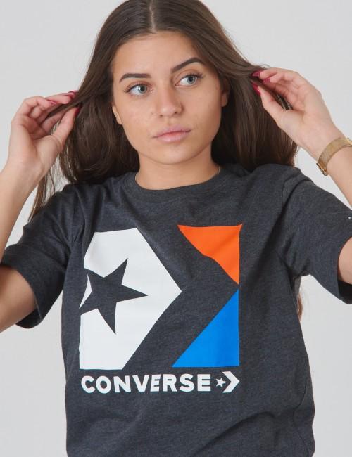 Converse - Star Chevron Box Tee