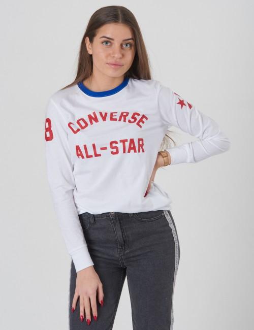 Converse - Retro Athletic Long Sleeve Tee