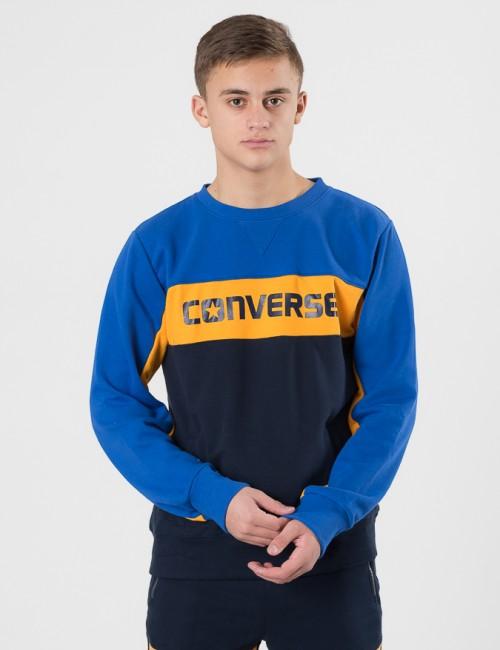 Converse - Converse Colourblock Crew