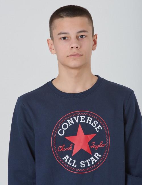 Converse barnkläder - Fleece Chuck Patch Crew