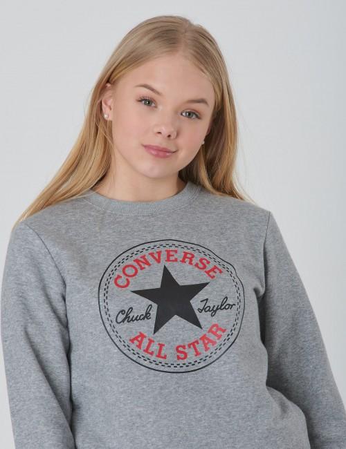 Converse - Fleece Chuck Patch Crew