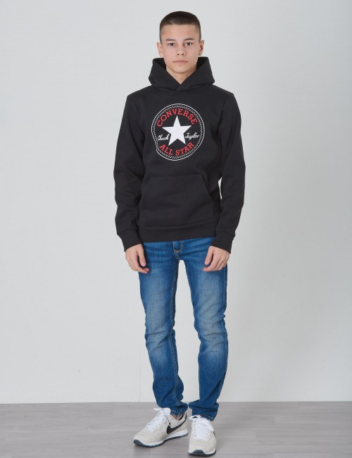 Converse barnkläder - Fleece Chuck Patch Hoodie