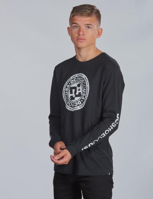 DC barnkläder - CIRCLE STAR LS 2 BOY