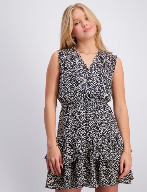DESIGNERS, REMIX GIRLS - Eliza Ruffle Dress