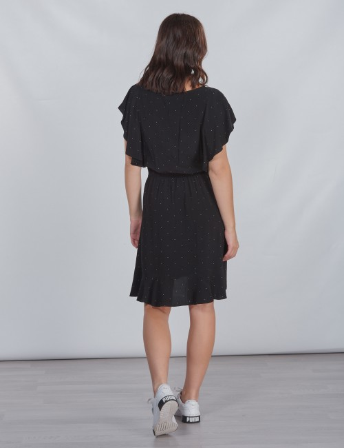 DESIGNERS, REMIX GIRLS - LR Leana Wrap Dress