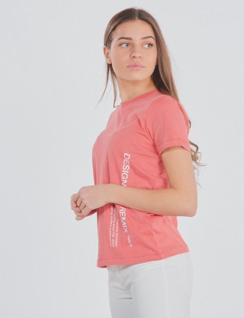 DESIGNERS, REMIX barnkläder - Stanley Side Logo Tee