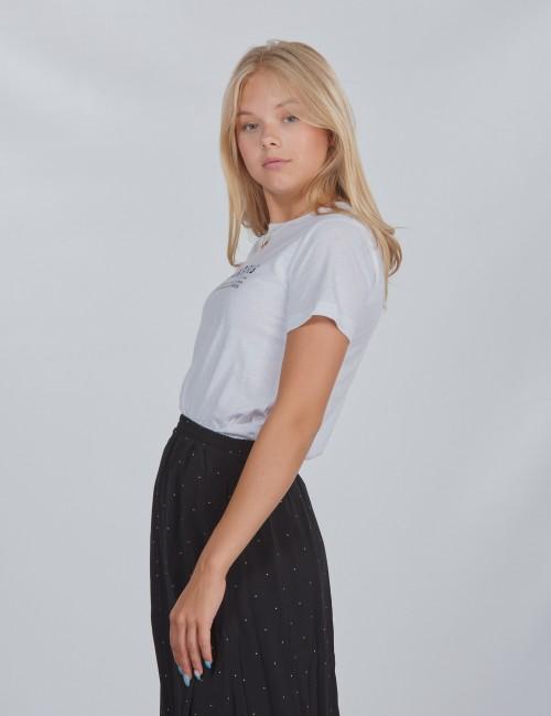 DESIGNERS, REMIX barnkläder - LR Stanley Text Tee