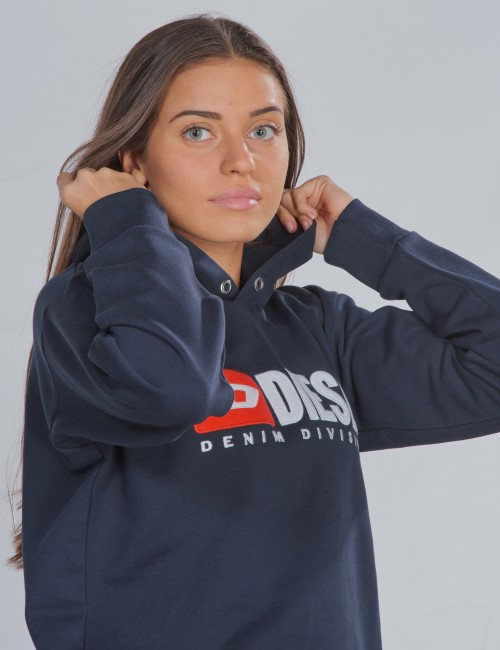 Diesel barnkläder - SDIVISION OVER SWEAT-SHIRT