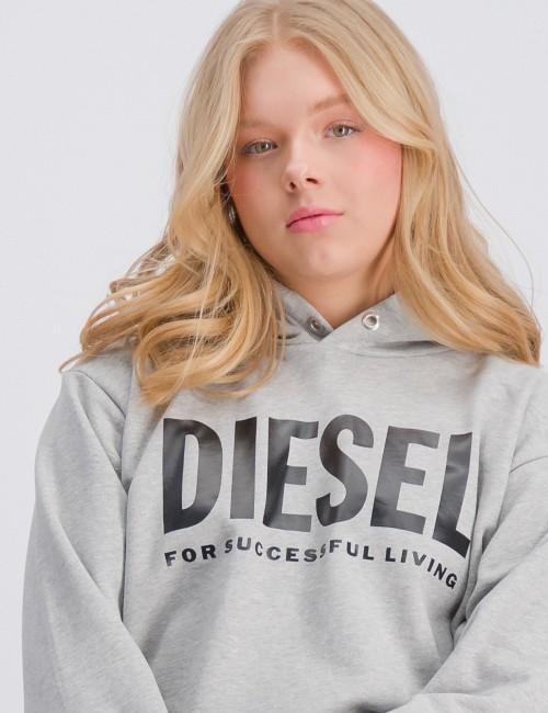 Diesel - DIVISION-LOGO OVER SWEAT-SHIRT
