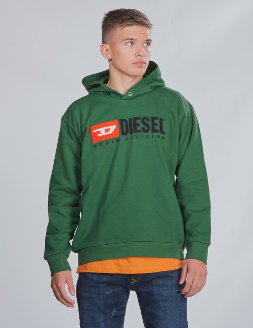 Diesel - SDIVISION OVER SWEAT-SHIRT