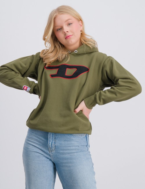 Diesel - DIVISION-D OVER SWEAT-SHIRT