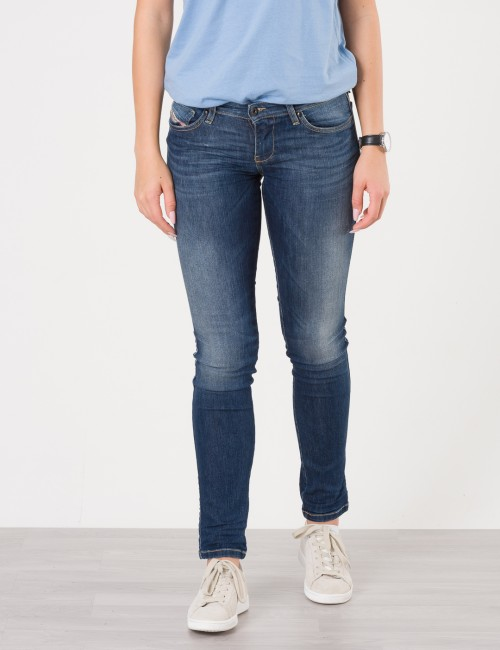 Diesel - Skinzee Low Jeans