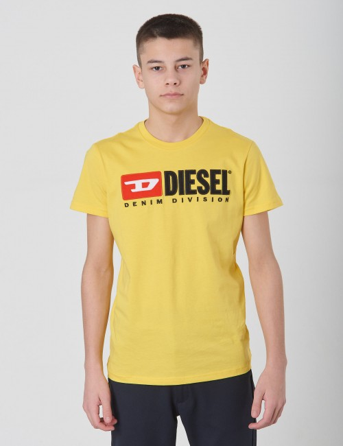 Diesel barnkläder - TJUSTDIVISION T-SHIRT