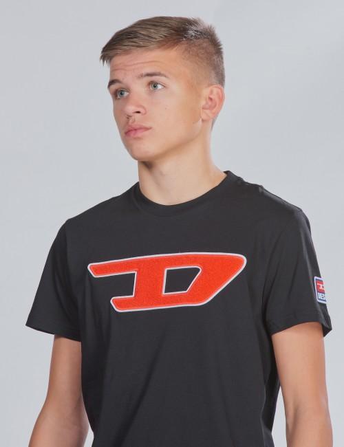 Diesel barnkläder - TJUSTDIVISION-D T-SHIRT