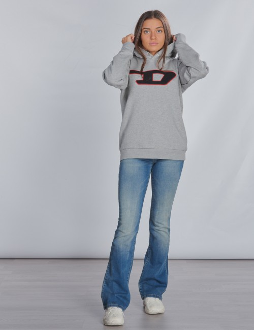 Diesel - SDIVISION-D OVER SWEAT-SHIRT