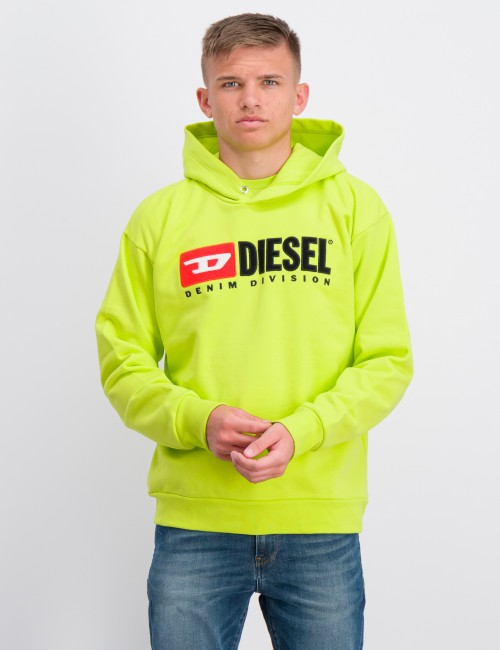 DIVISION OVER SWEAT-SHIRT