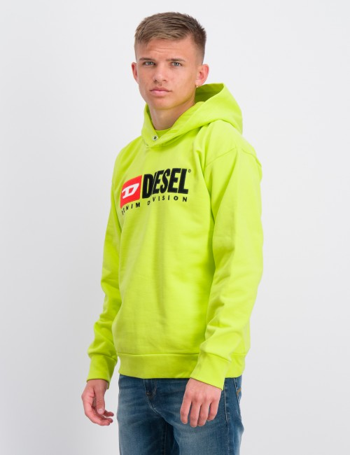 Diesel - DIVISION OVER SWEAT-SHIRT
