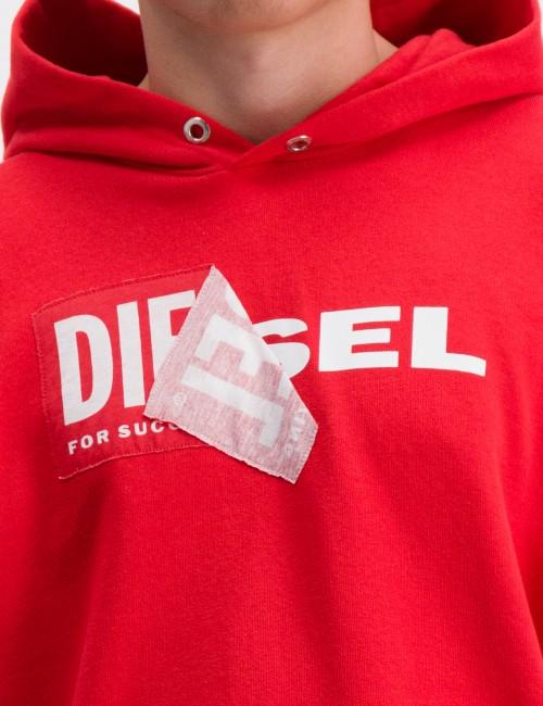 Diesel - SALBY OVER SWEAT-SHIRT