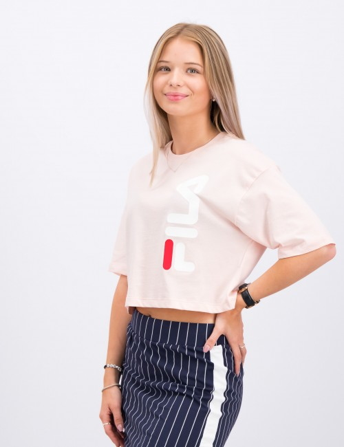 TYREE cropped tee