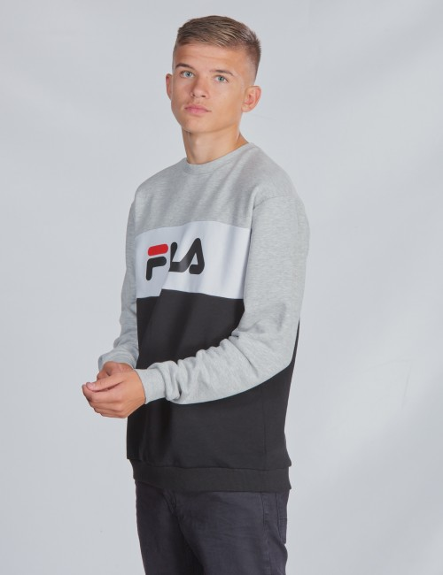 Fila barnkläder - NIGHT Blocked Crew Shirt