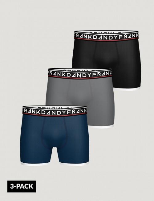Frank Dandy - 3 Pack Boy's St Paul Boxer