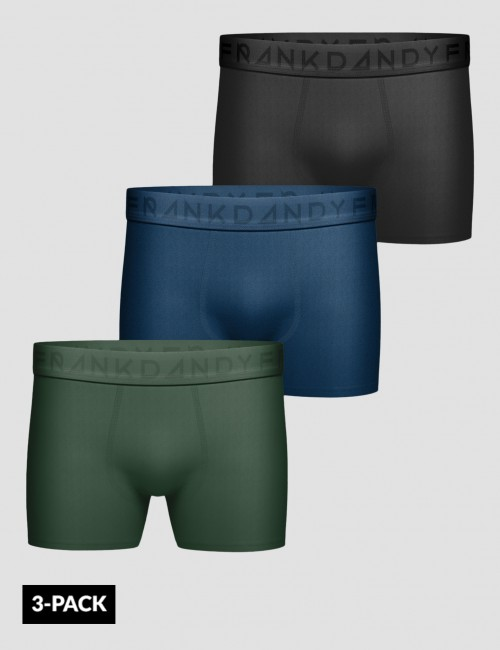 Boy's 3-pack Legend Organic Cotton Boxer