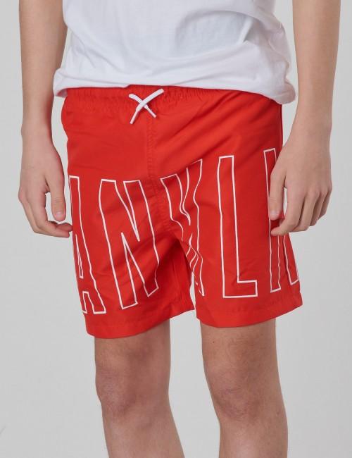 Franklin & Marshall barnkläder - Outline Logo Swim