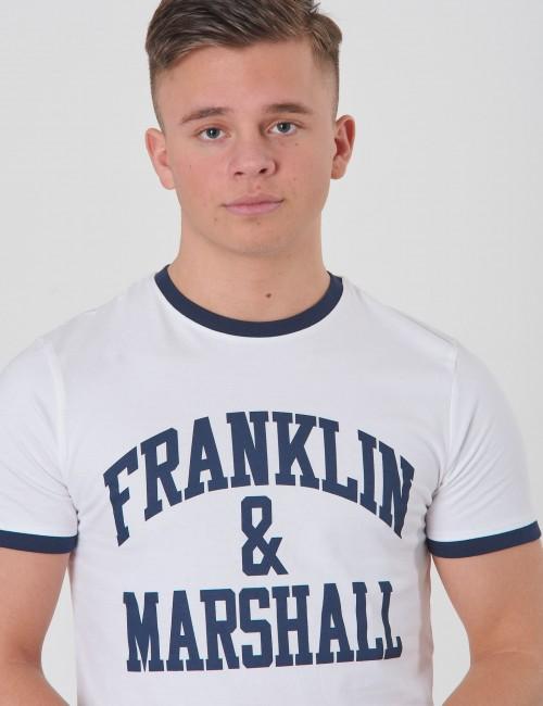 Franklin & Marshall barnkläder - Ringer Logo Tee
