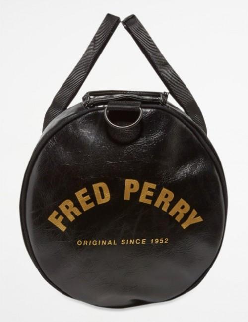 Fred Perry - Classic Barrel Bag