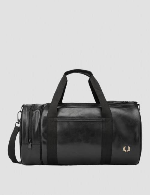 Fred Perry - TONAL PU BARREL BAG