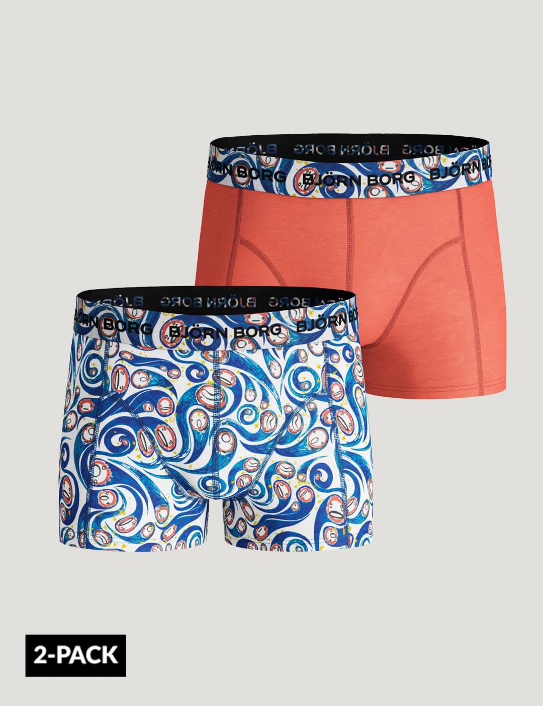 Om Shorts Bb Love Paisley 2P - Mange från Björn Borg  5a6e5e408533f