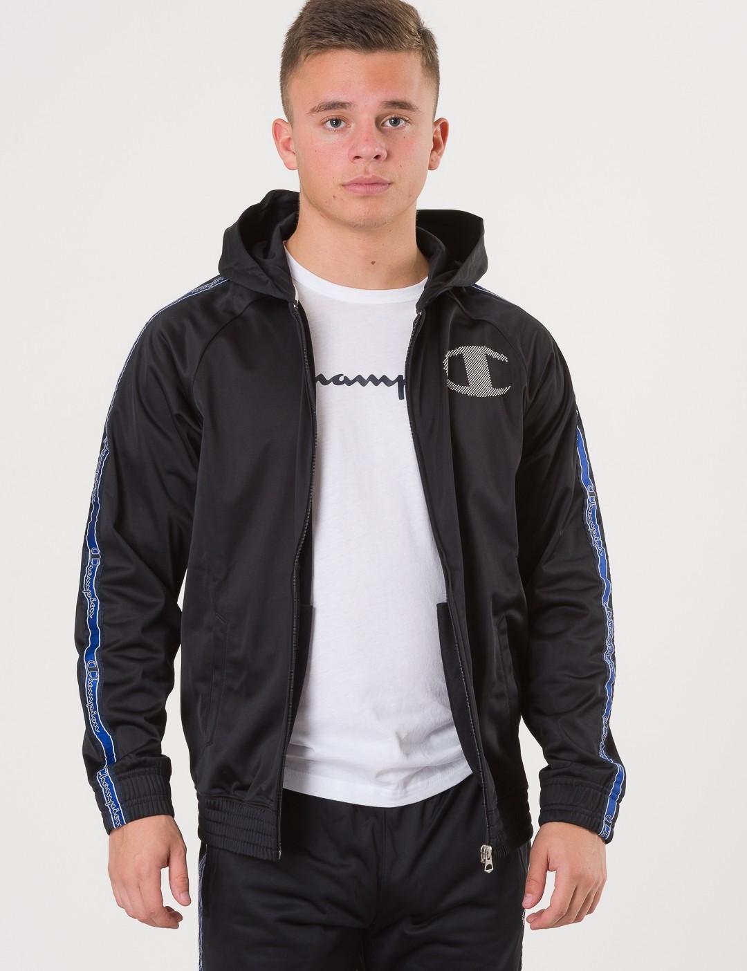 71310a02e28e2 ... Champion barnkläder - Hooded Full Zip Suit ...