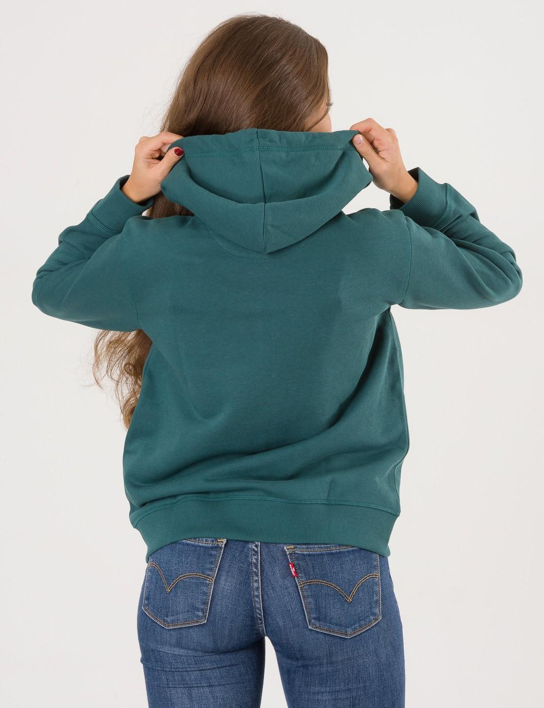 fe5a9ce4379 Hoodie Från Om Grön Gant Full Zip Tb Kidsbrandstore qqYIwgv