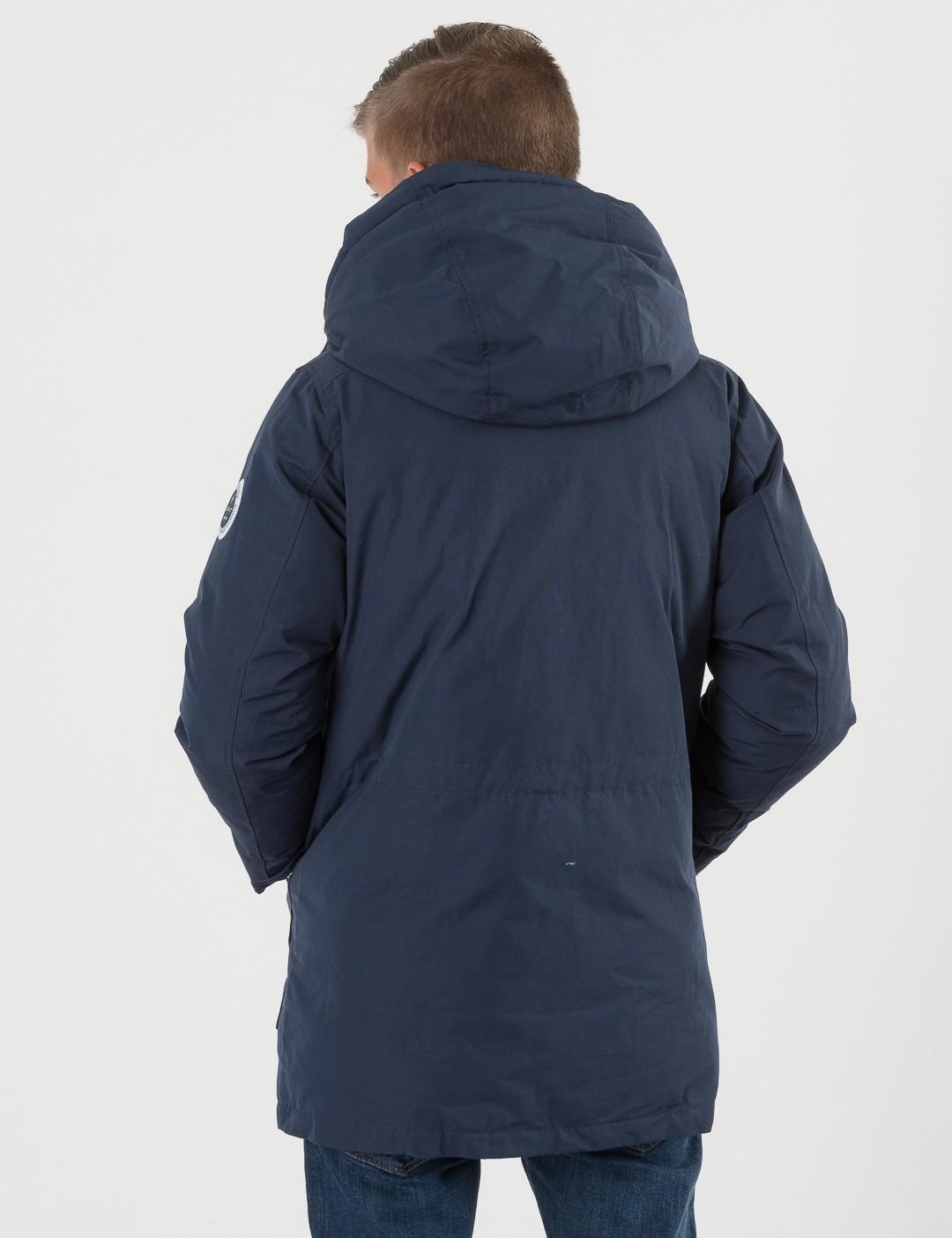 a01220f50f6f Om Tu. The Gant Parka - Blå från Gant   KidsBrandStore