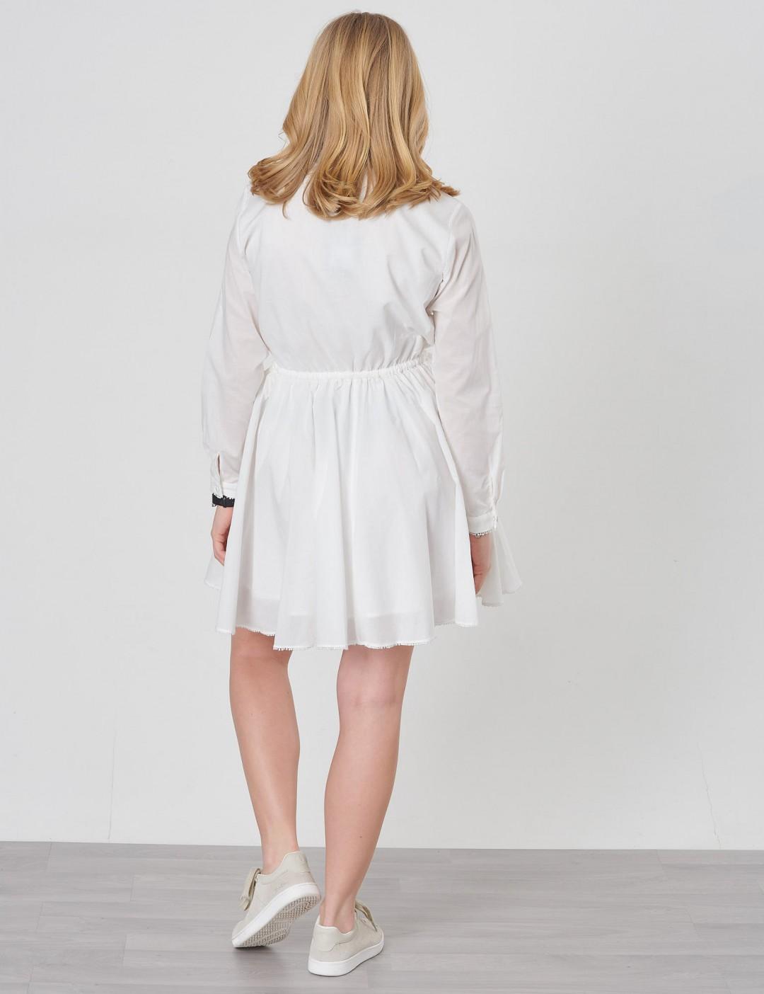 f90fd5930 DESIGNERS, REMIX GIRLS - Derrek Shirt Dress