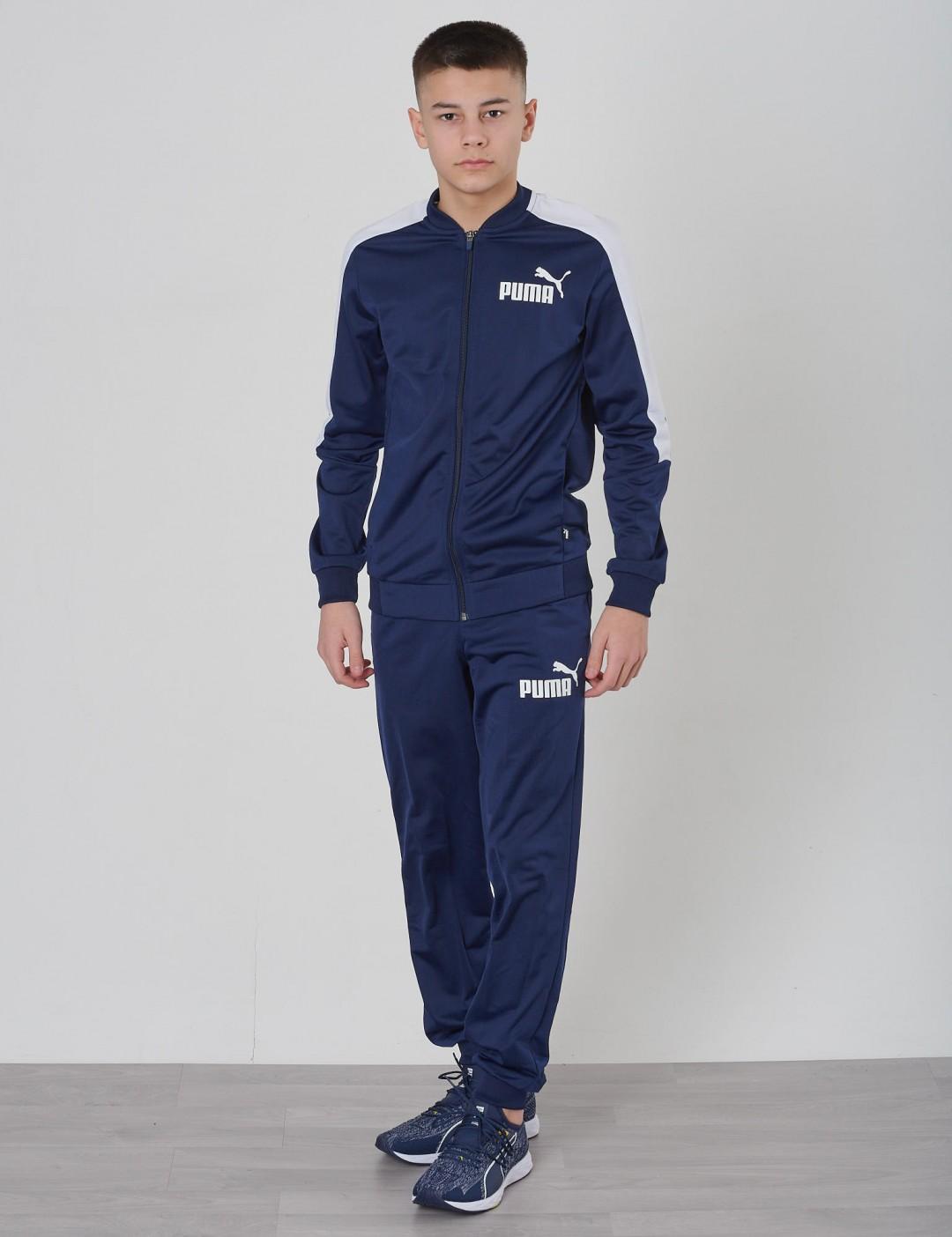 Puma Baseball Collar Track Suit