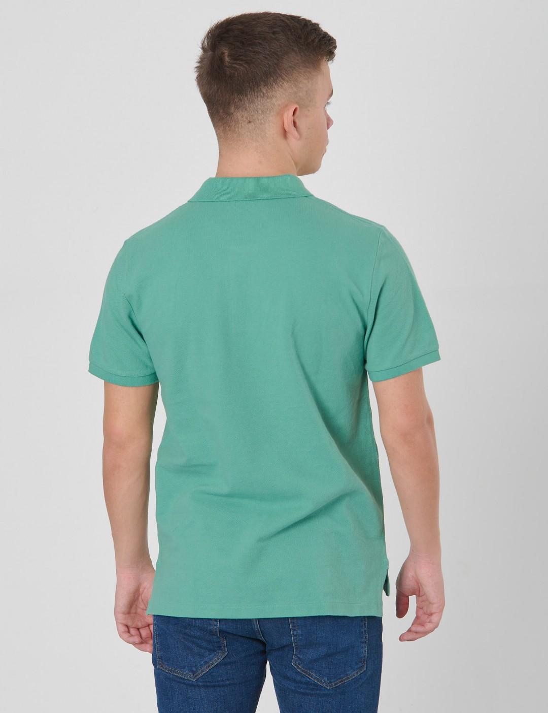 da7310c9ddb Om Slim Polo - Grön från Ralph Lauren | KidsBrandStore